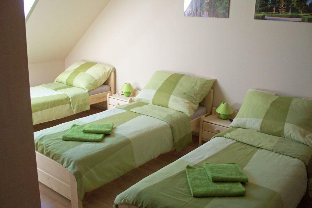 Room 2 - Beds