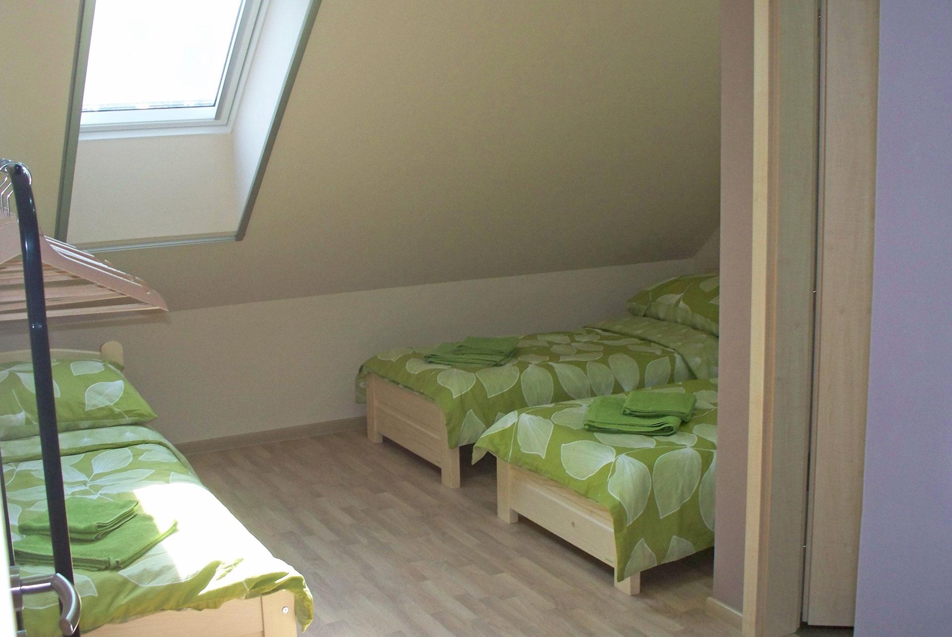 Room 3 - Beds