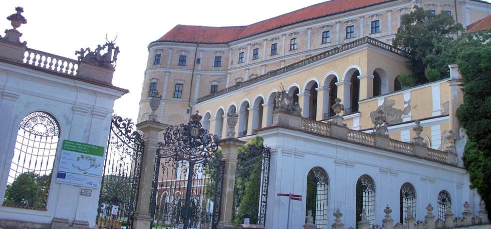 Okolí - Mikulovský zámek